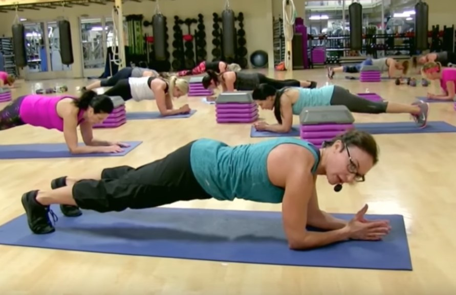 Cathe Live: Lower Body Bootcamp