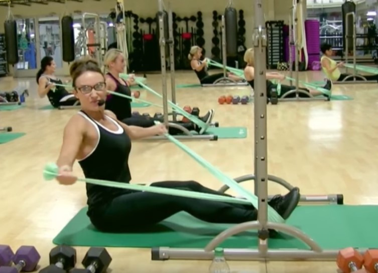 Cathe Live: Fit Tower Total Body w Weights