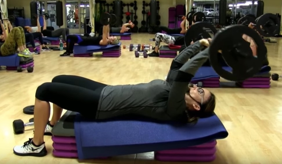 Cathe Live: Strong & Lean Reps