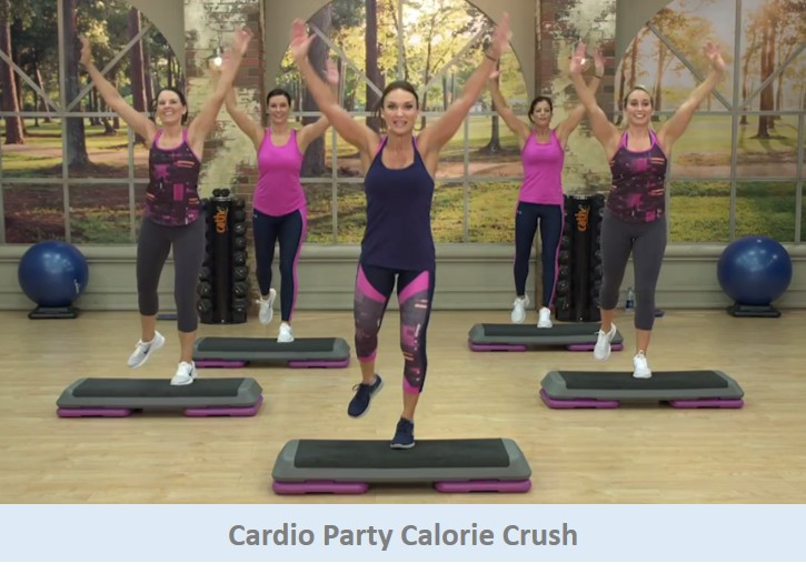 Cardio Party Calorie Crush