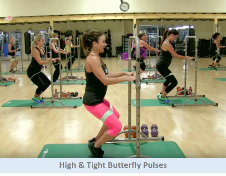 High & Tight Butterfly Pulses