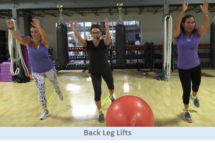 Back Leg Lifts