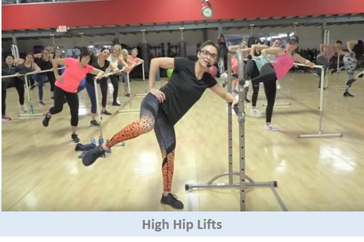 High Hip Lifts