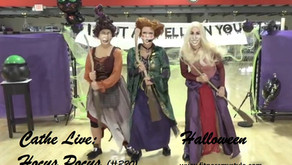 Cathe Live Review: Halloween Hocus Pocus (#320)