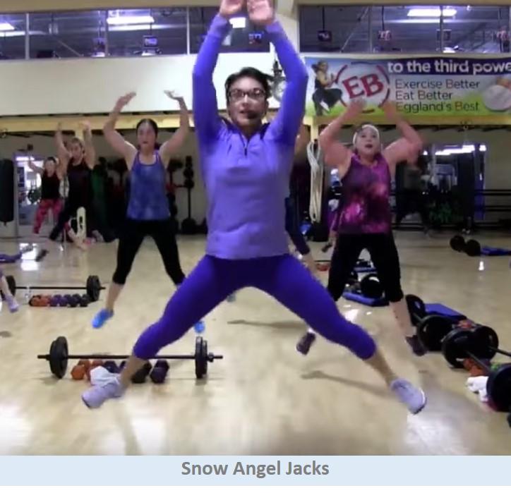 Snow Angel Jacks
