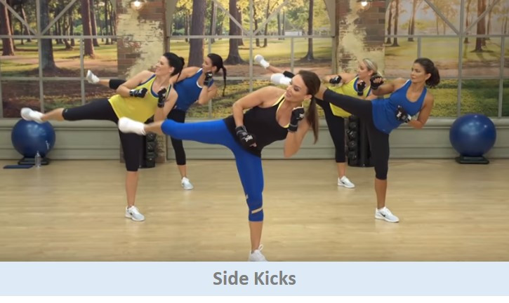 Side kicks