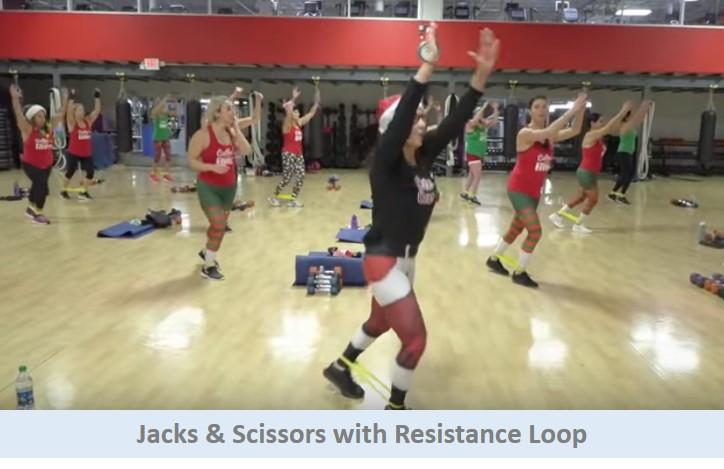 Jacks & Scissors with Loop