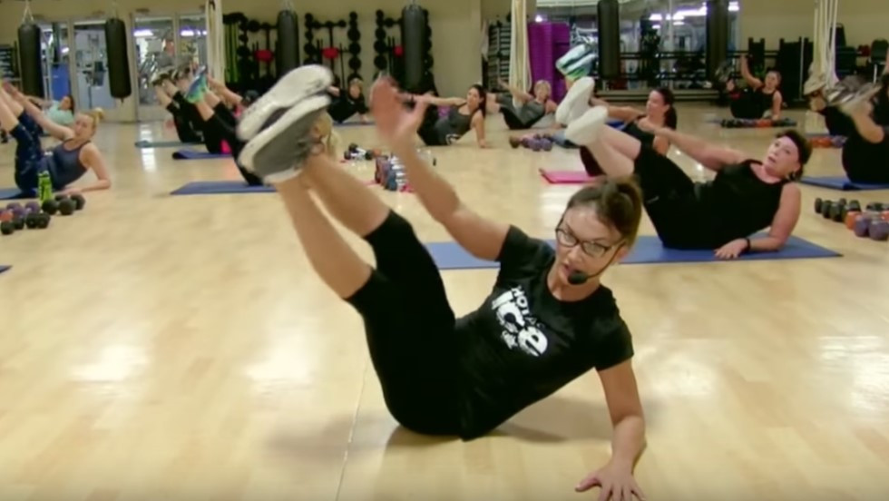 Cathe Live: Fit Body Bootcamp