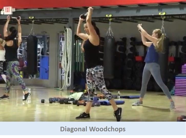 Diagonal Woochops