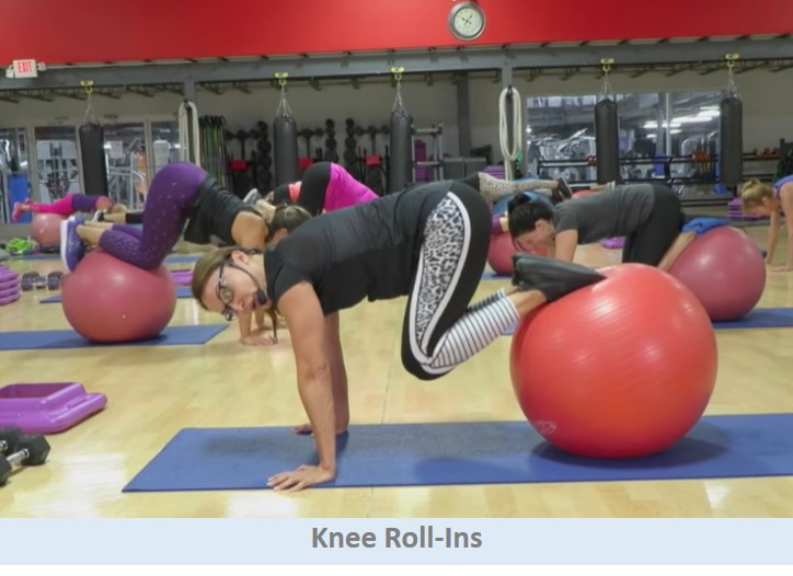 Knee Roll-ins