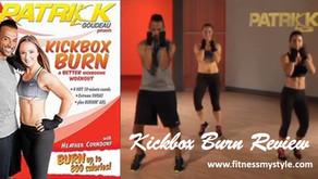Review: Kickbox Burn - Patrick Goudeau
