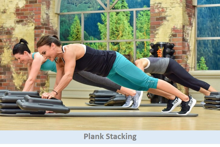 Plank Stacking