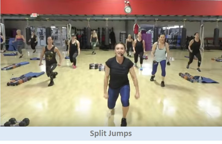 Split Jumps