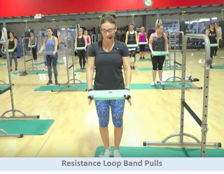 Resistance loop band pulls
