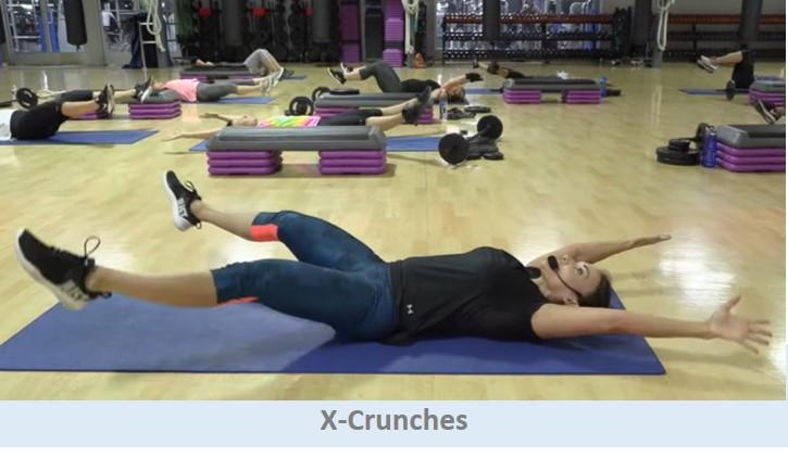 X-Crunches