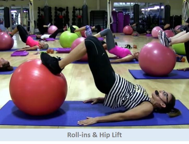 Hip Lifts