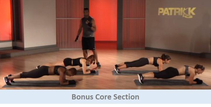 Bonus Core Section