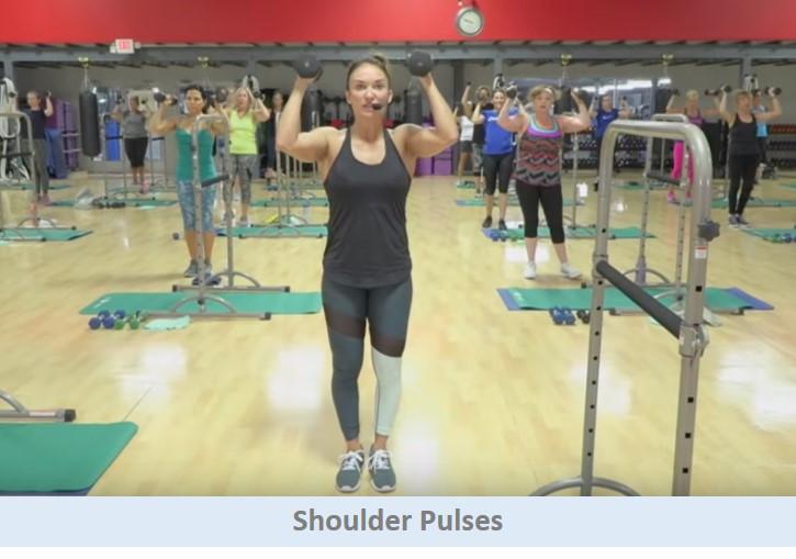 Shoulder Pulses