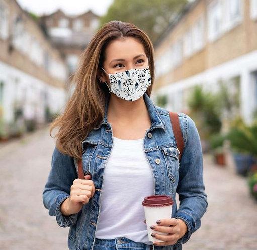 Fully Customized Face Mask (Dye Sublimation)