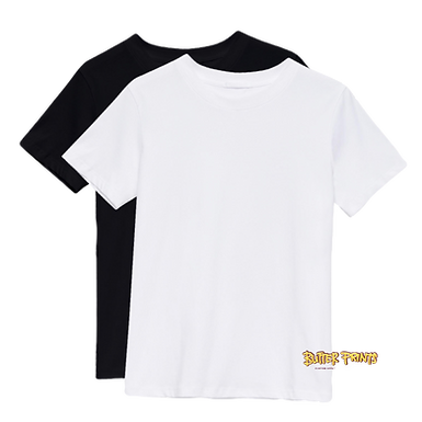 100% Cotton T-shirts (In-house) 180 gsm