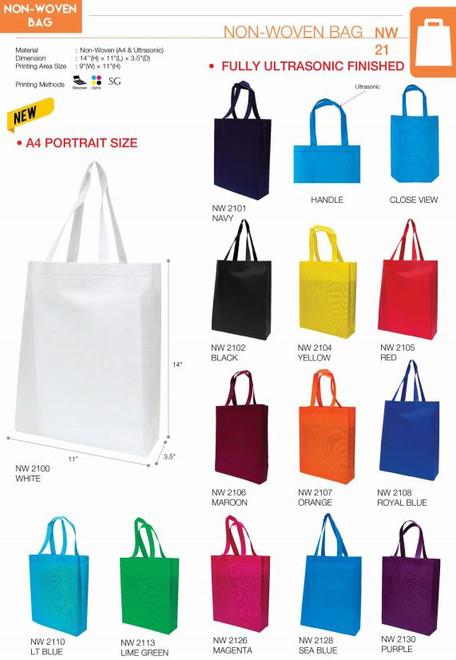 NW21 Series (A4 Portrait Non-Woven Bag)
