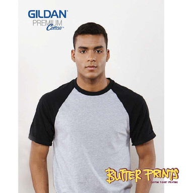 Raglan Cotton T-shirts