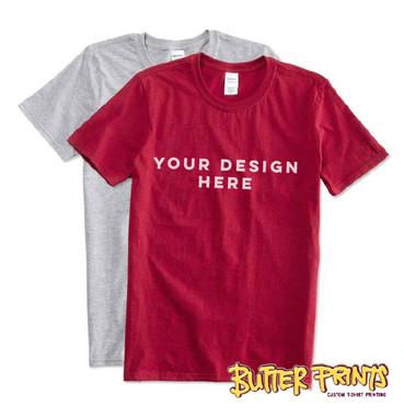 Softstyle Thin Cotton T-shirts