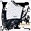 Thumbnail: Custom Name on Minimalist / Grunge Designer Masks (+Inner Filter Slot)