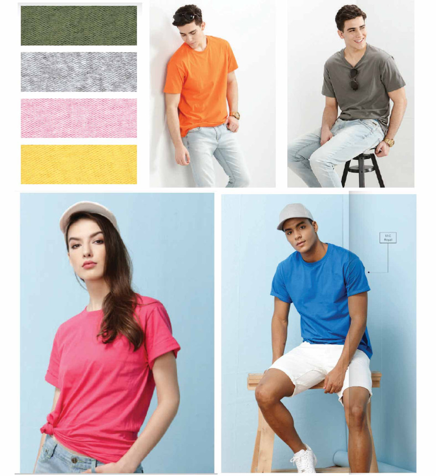 Gildan Softstyle Cotton T-shirts