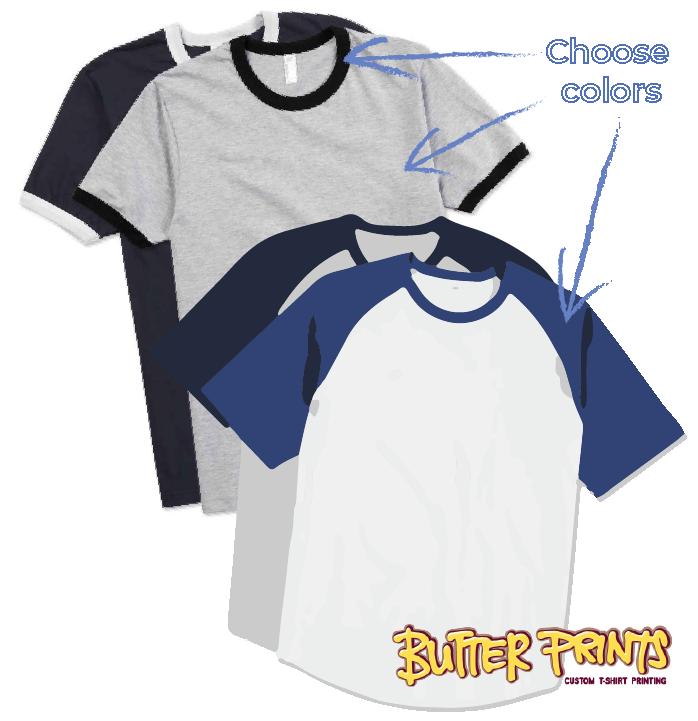Fully Custom Drifit T-shirts