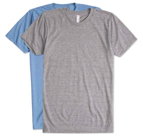 Heather Colors - Premium 100% Cotton Tees