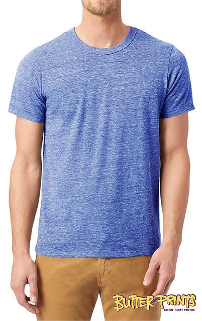 Melange Interlock Drifit T-shirts