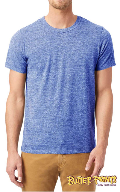 Melange Interlock Drifit T-shirts