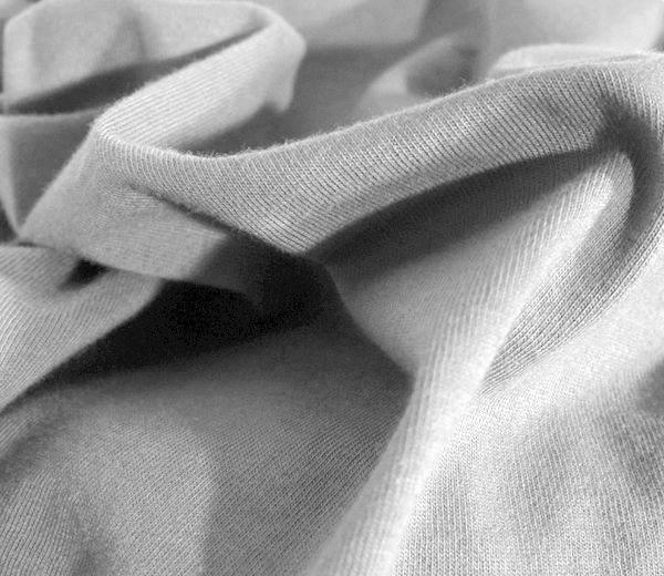 Close Up of our In-house Cotton