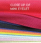 Mini Eyelet Drifit Roundneck Catalogue P