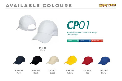 Cotton Caps (CP01)