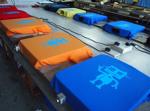 About Silk-screen Printing