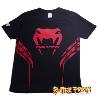 Fully Custom T-shirt customised by Butte