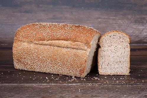 Bruinbrood met sesam