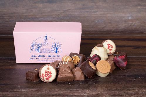 Doosje bonbons klein