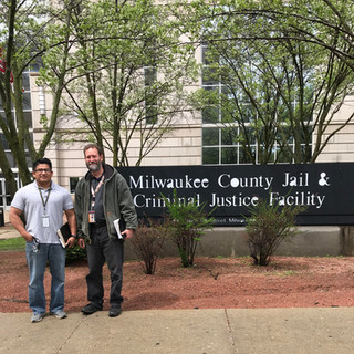 Bible Studies at the Milwaukee County Jail
