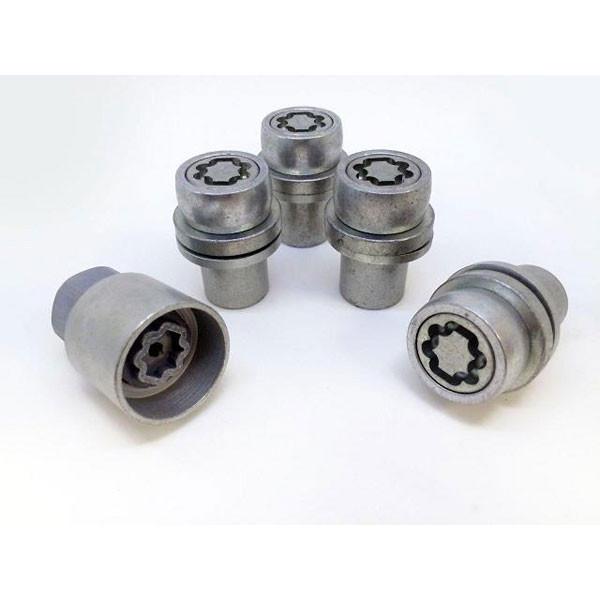 Keyed Head Locking Wheel Nut