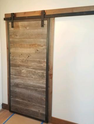 Horizontal Barn Door