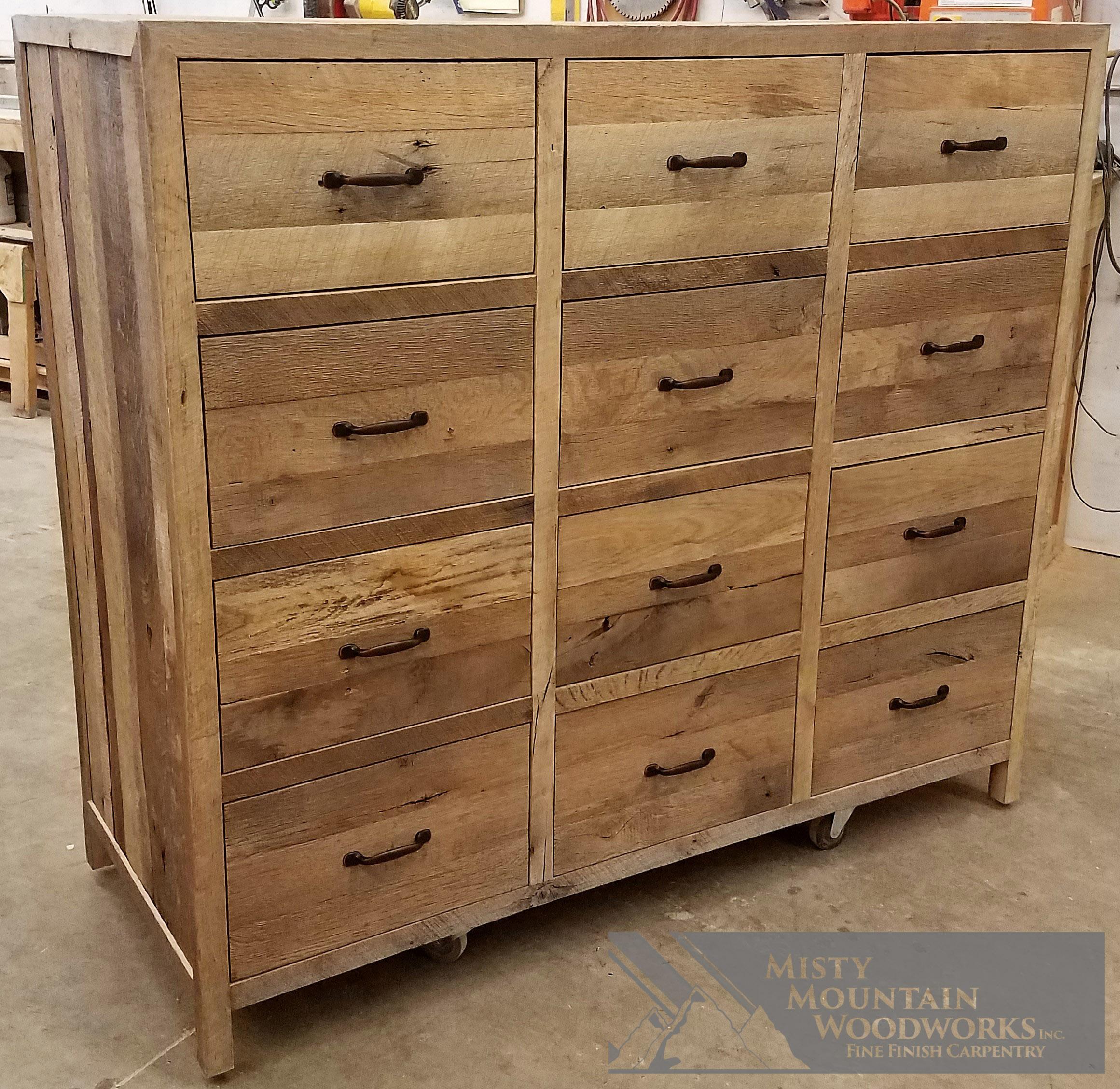 Custom Dresser