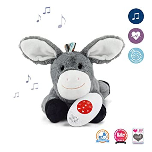 Zazu Musical soft toy DON the donkey