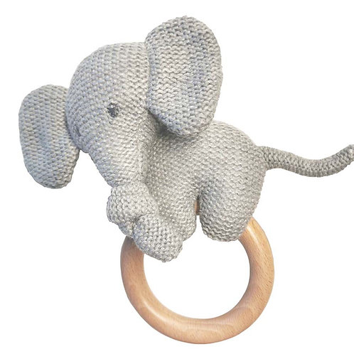 Tembo rammelaar ring