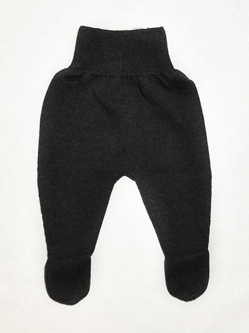 Knitted Footed pants