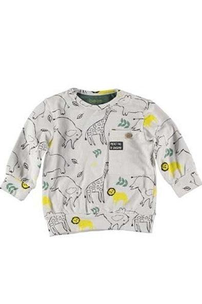 Sweater AOP Dieren