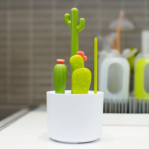 Set Flessenborstels Cactus