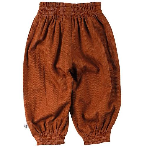 Müsli woven pants Rusty